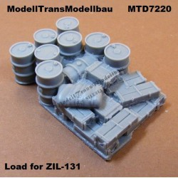Load for ZIL-131.
