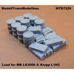 Load for MB LG3000 & Krupp L1H3.