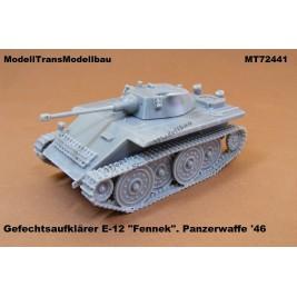 """Gefechtsaufklärer E-12 """"Fennek"""". Panzerwaffe 1946"""
