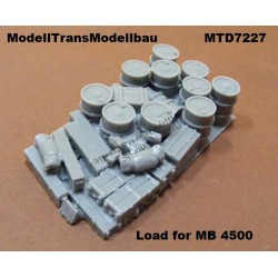 Load for MB 4500.