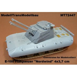 "E-100 Flakpanzer ""Nordwind"" (4 x 3,7 cm )"