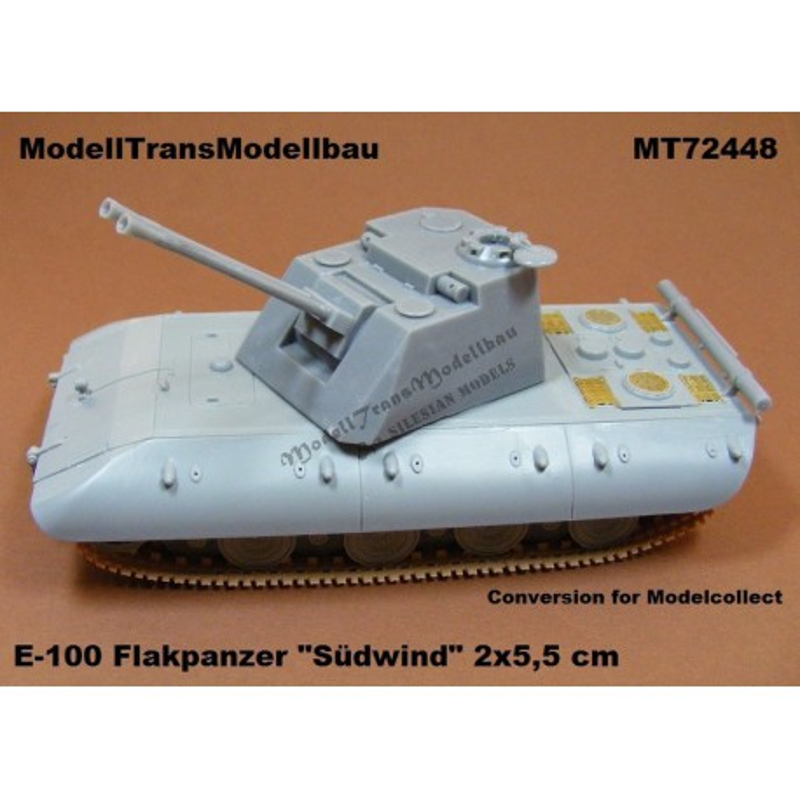 "E-100 Flakpanzer ""Südwind"" (2 x 5,5 cm )"