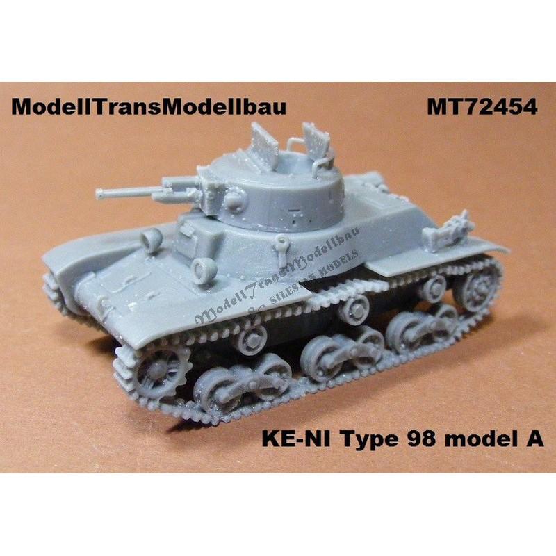 Jap. tank KE-NI Type 98 model A.