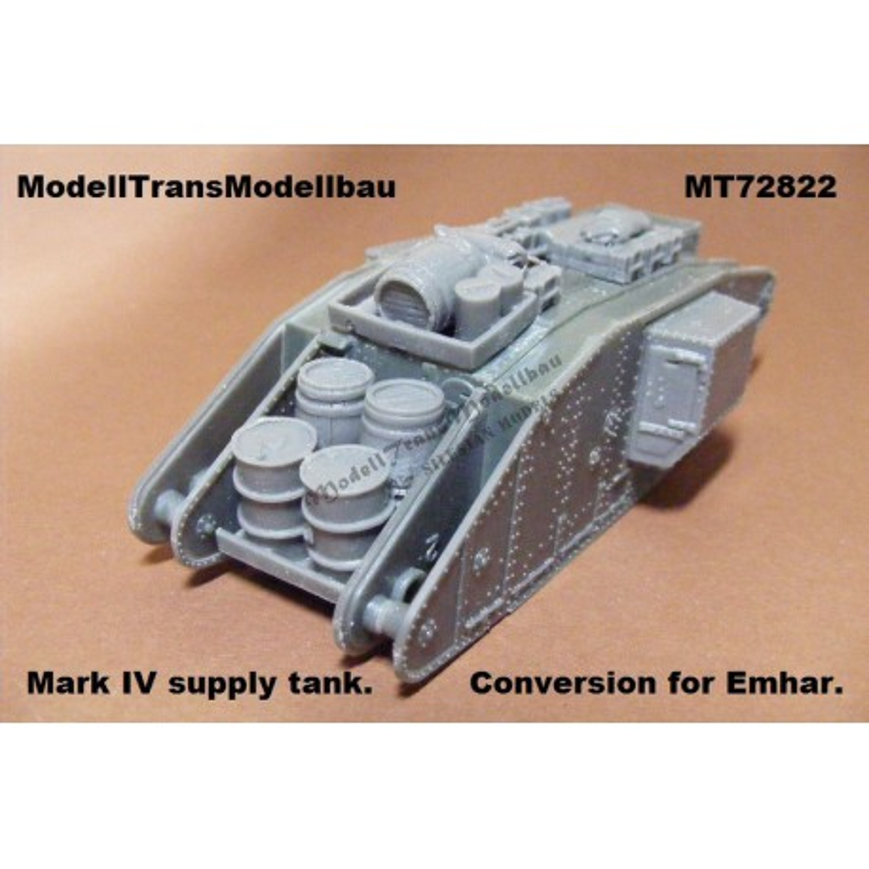 Mark IV supply tank
