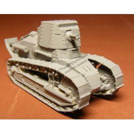RENAULT FT-17 BS (75 mm howitzer)