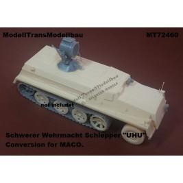 """Schwerer Wehrmacht Schlepper """"UHU"""""""