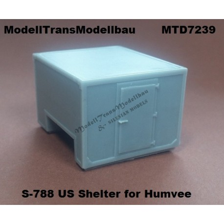 S-788 US Shelter for Humvee