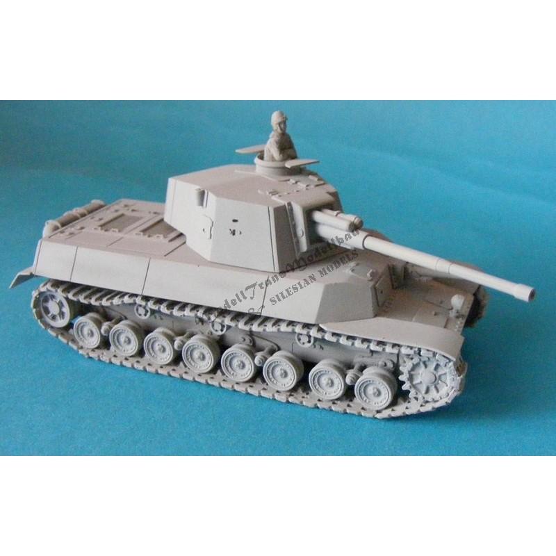 """Jap. Heavy Tank """"HI-RI"""""""