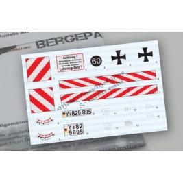 "Bergepanzer 3 ""Büffel"" decals"